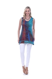 Parsley & Sage Sleeveless Jewel Tunic - Product Mini Image