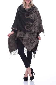 Shoptiques Product: Taupe Cape