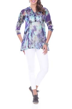 Parsley & Sage Voile Print Tunic - Alternate List Image
