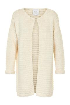 Part Two Cream Color Cardigan - Product List Image