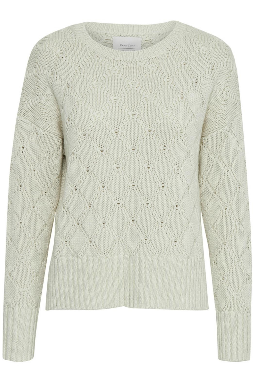 Part Two Ivirra Cotton Sweater from Canada by Creek Side Clothing ...
