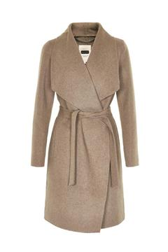 Shoptiques Product: Camel Peacoat