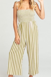 Show Me Your Mumu Parton Playsuit - Front cropped