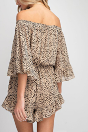 ee:some Party Animal Romper - Front full body
