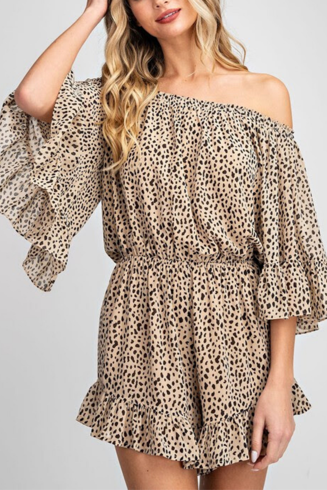 ee:some Party Animal Romper - Main Image
