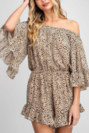 ee:some Party Animal Romper - Front cropped