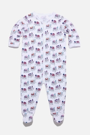 Roberta Roller Rabbit Party Animal Snap-Suit - Front cropped
