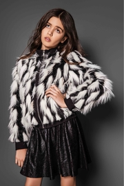MIA New York Party Fur Jacket - Front cropped