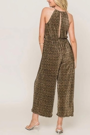 Lush  Party Girl Jumpsuit - Front full body