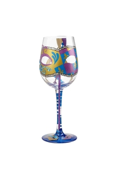 Lolita Party-Gras Wine Glass - Product List Image