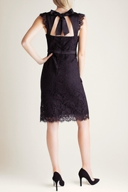 Kensie Party Lace Dress - Side cropped