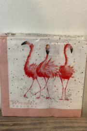 Wrendale Designs Party Napkins - Front full body