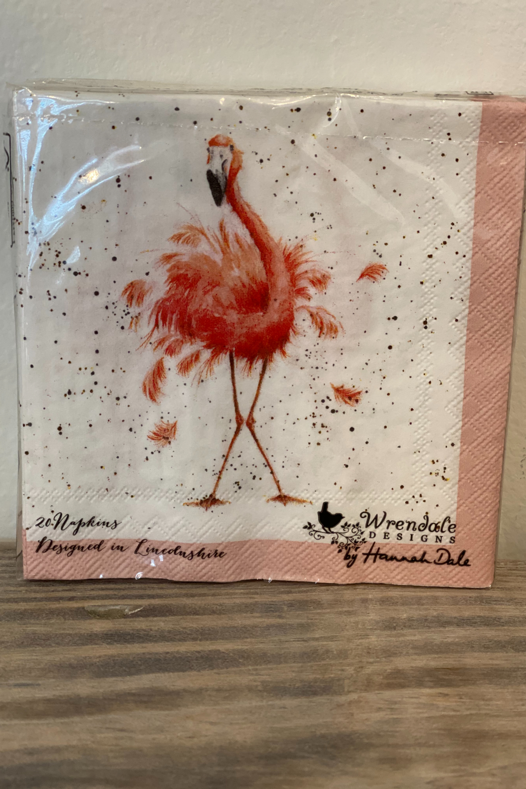 Wrendale Designs Party Napkins - Main Image