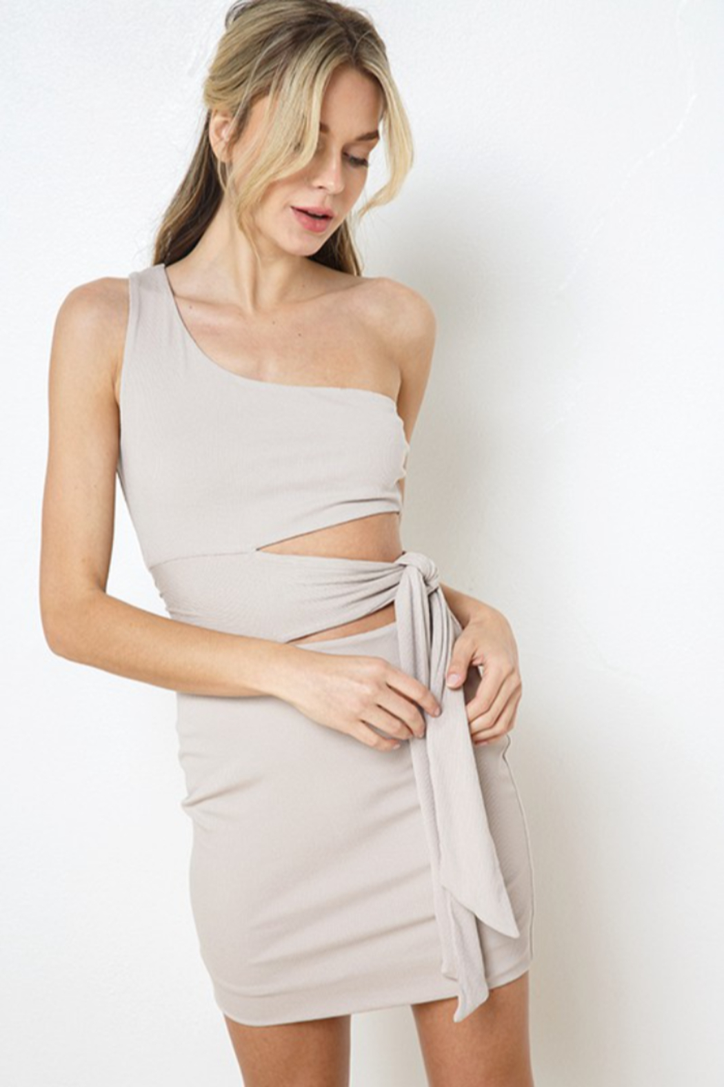 Illa Illa Party On Dress - Front Cropped Image
