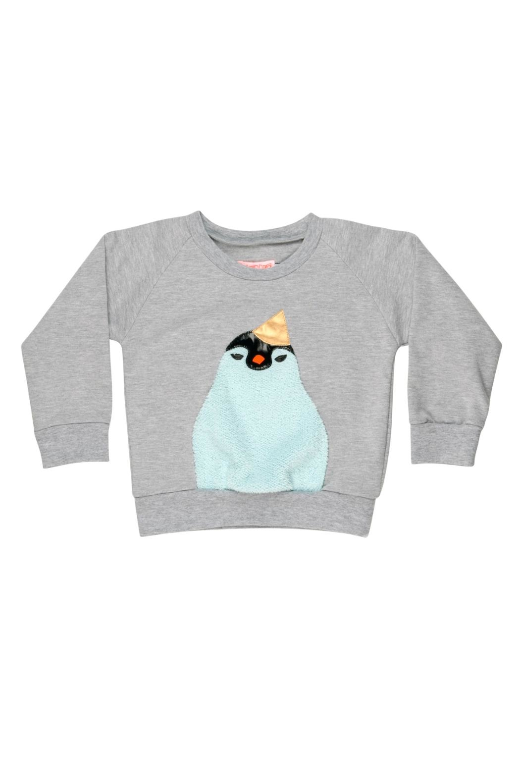 Bang Bang Copenhagen Party Penguin Sweater - Main Image