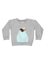 Bang Bang Copenhagen Party Penguin Sweater - Front cropped