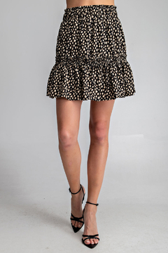 Glam Apparel Party Time Skirt - Product List Image