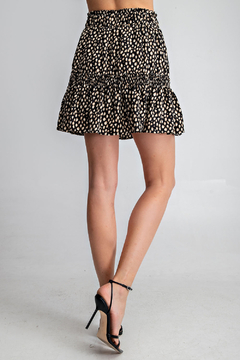 Glam Apparel Party Time Skirt - Alternate List Image