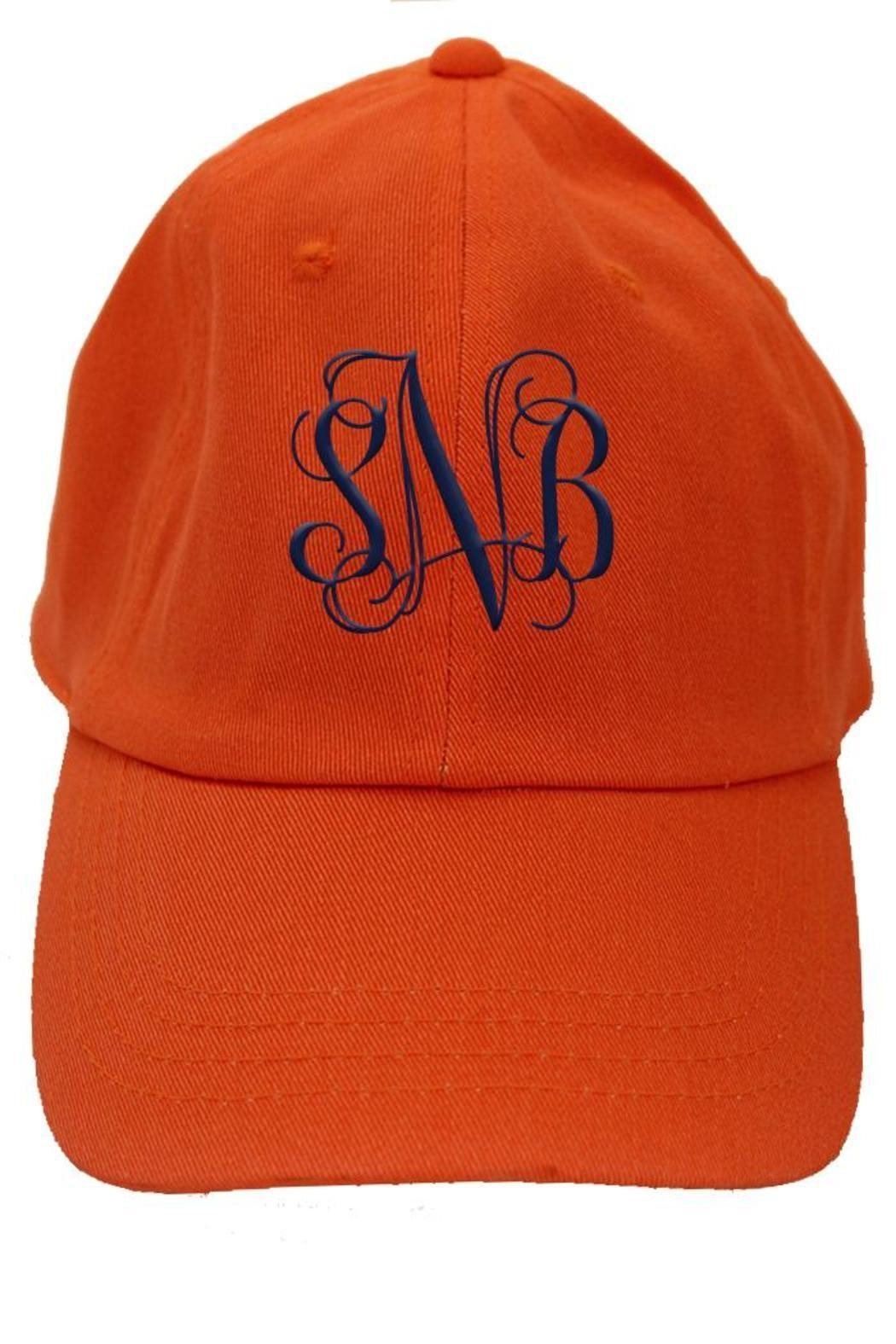 ff7a9618e99 Party Cat Personalized Baseball Hat from Austin — Shoptiques