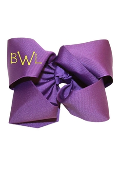 Shoptiques Product: Personalized Bow