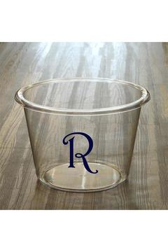Party Cat Personalized Lucite Bucket - Product List Image