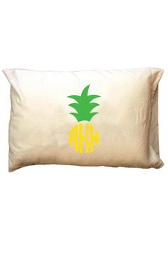 Shoptiques Product: Personalized Pineapple Travel-Pillowcase