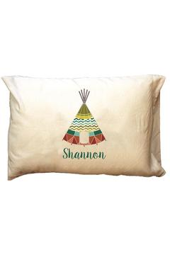 Party Cat Personalized Tee-Pee Pillowcase - Alternate List Image