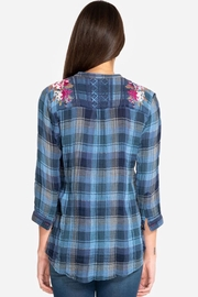 Johnny Was Pascal Button Down - Back cropped