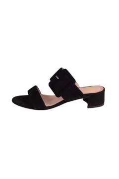 Shoptiques Product: Black Heeled Slide