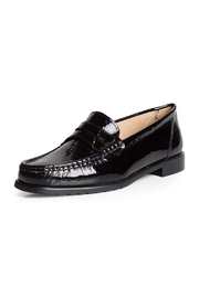 Pascucci Black Patent Loafer - Product Mini Image