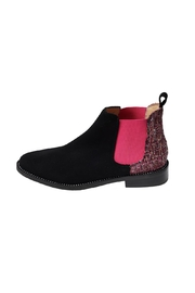 Pascucci Black Pink Chelsea-Boot - Product Mini Image