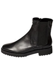 Pascucci Black Wool-Lined Ankle-Boots - Product Mini Image
