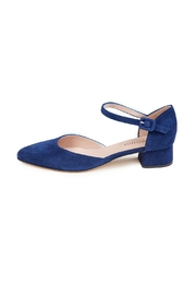 Pascucci Blue Suede Mary-Jane - Product Mini Image