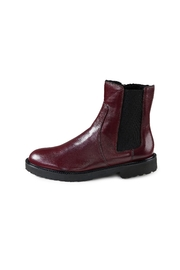 Pascucci Burgundy Ankle Boots - Product Mini Image