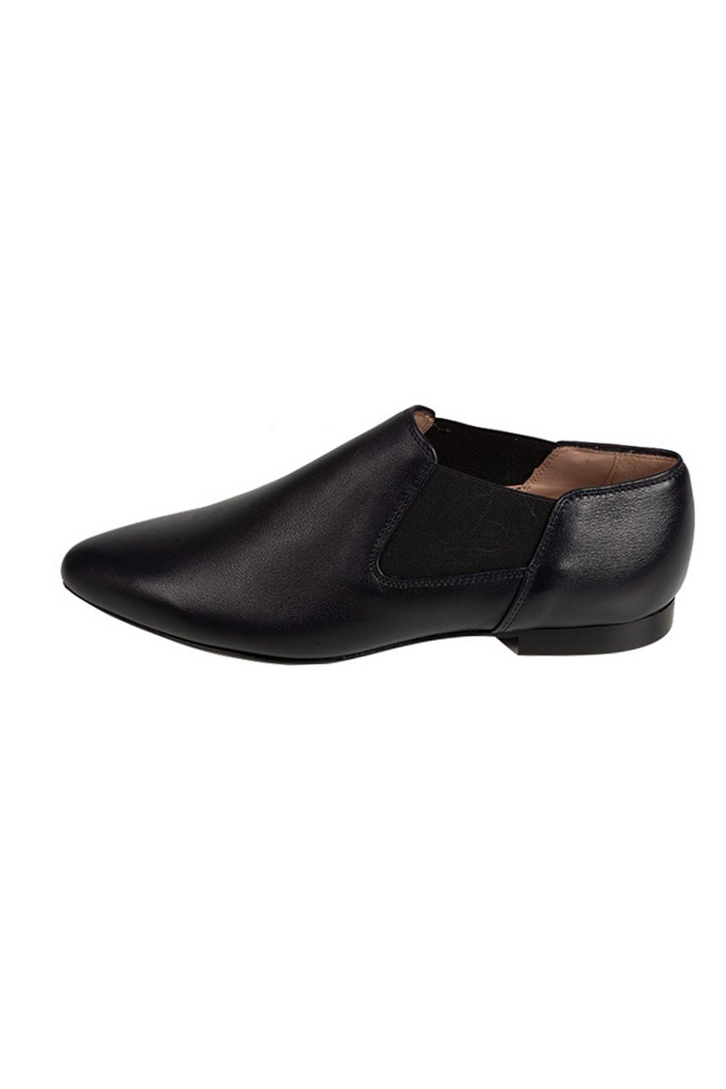 Pascucci Dark-Navy Ankle Bootie - Main Image