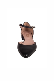 Pascucci Flat Black Mary-Jane - Side cropped
