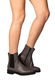 Pascucci Grey Wool-Lined Ankle-Boot - Other