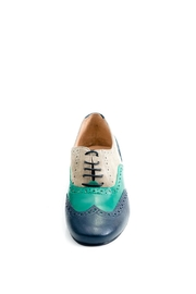 Pascucci Handmade Italian Brogue - Front full body