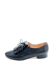 Pascucci Handmade Black Italian Brogue - Product Mini Image