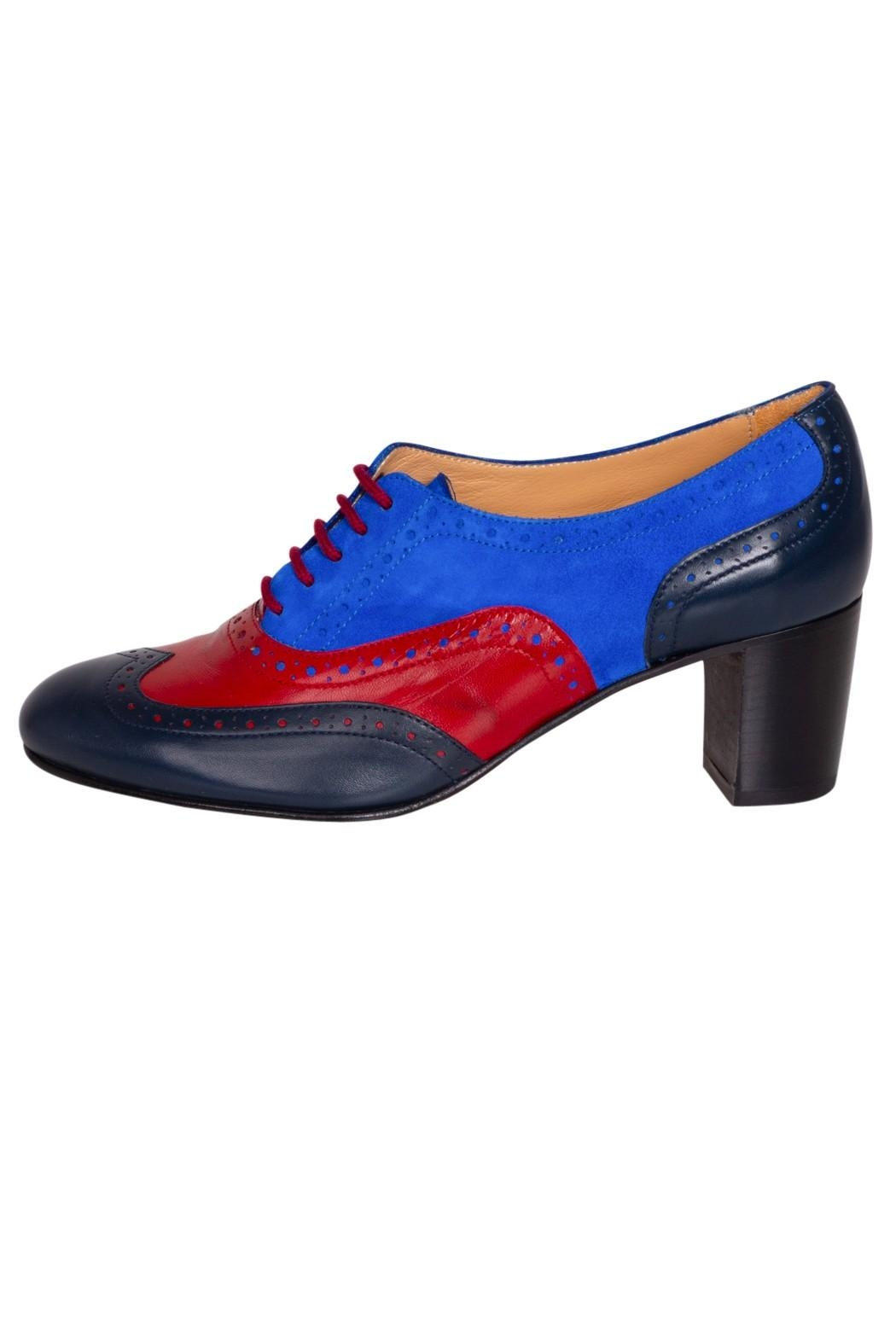 Pascucci High Heel Brogue - Main Image