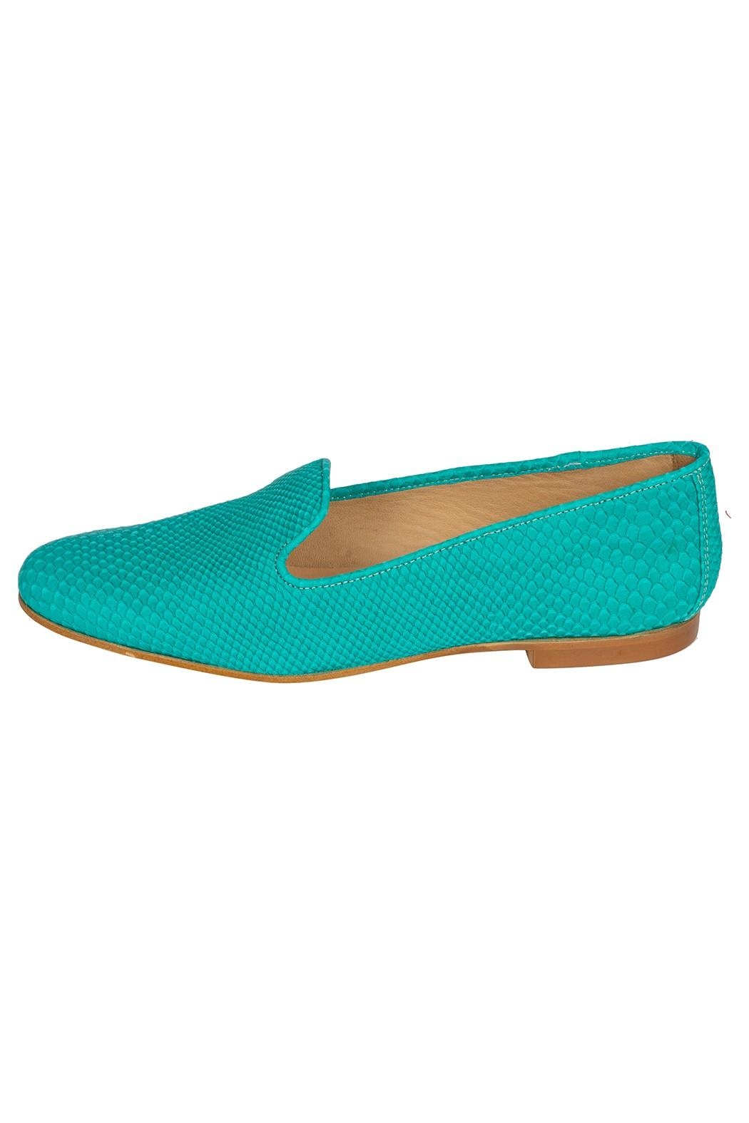 Pascucci Leather Bright Slippers - Main Image