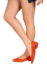 Pascucci Leather, Heeled, Ballet - Back cropped