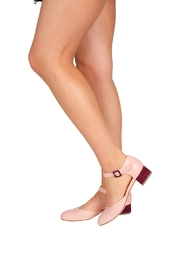 Pascucci Leather, Mary-Janes, Heels - Back cropped