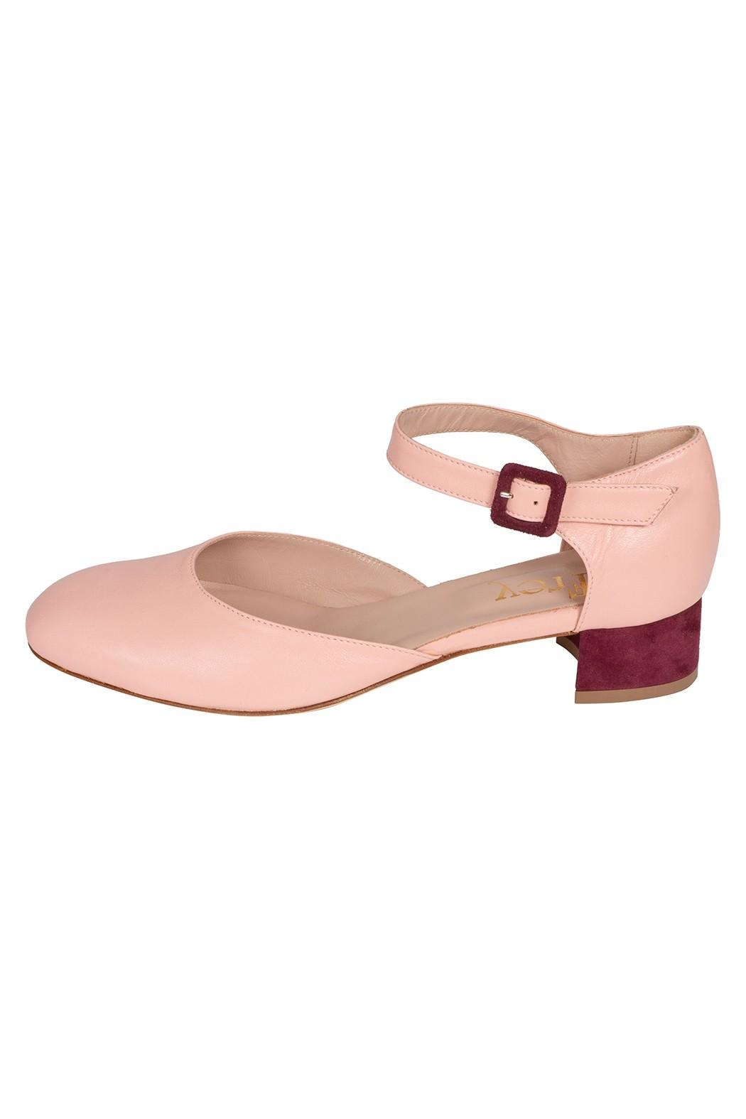 Pascucci Leather, Mary-Janes, Heels - Main Image