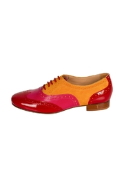Pascucci Leather Suede Brogue - Product Mini Image