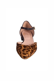 Pascucci Leopard Flat Mary-Jane - Side cropped