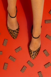 Pascucci Leopard Flat Mary-Jane - Other