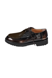 Pascucci Lighweight Sole Brogue - Front cropped