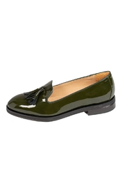 Pascucci Loafer With Tassel - Front cropped