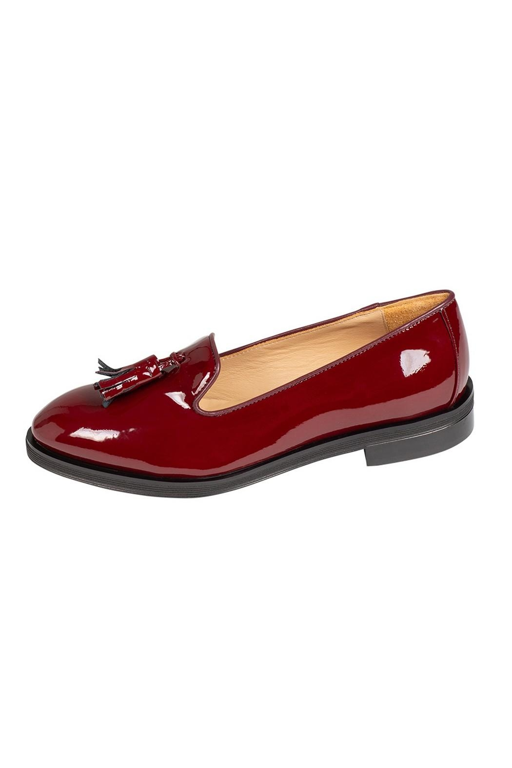 Pascucci Loafer With Tassel - Main Image